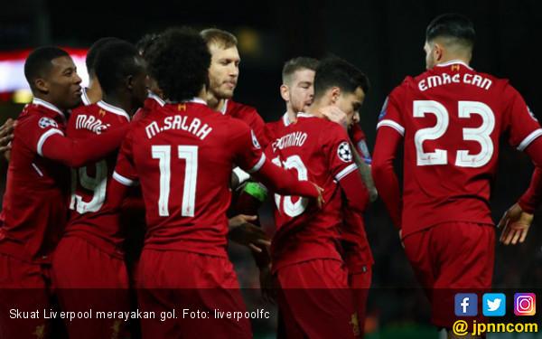 Menang 7-0, Super-Liverpool Catat Banyak Rekor di Anfield - JPNN.COM