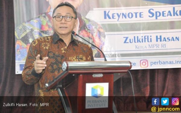Zulkifli Hasan: Bicara Pancasila Bukan untuk Mengecam Orang - JPNN.COM
