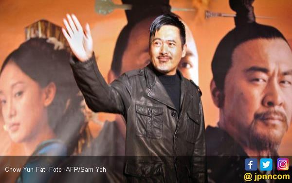 Aktor Hongkong Chow Yun Fat Dikabarkan Meninggal - JPNN.COM