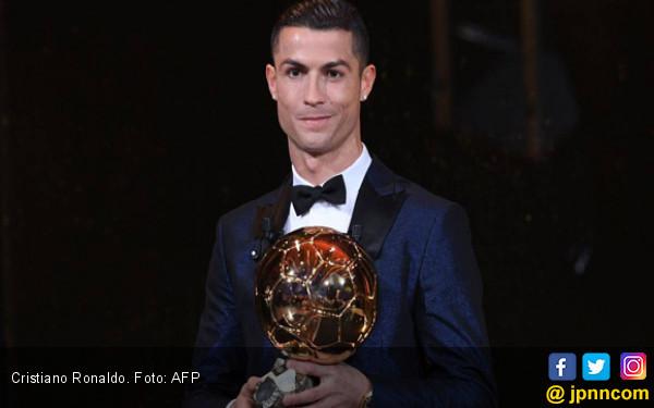 Cristiano Ronaldo: Saya Ingin 7 Ballon d'Or dan 7 Anak - JPNN.COM
