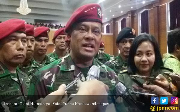 Jenderal Gatot Nurmantyo pun Pamit - JPNN.COM