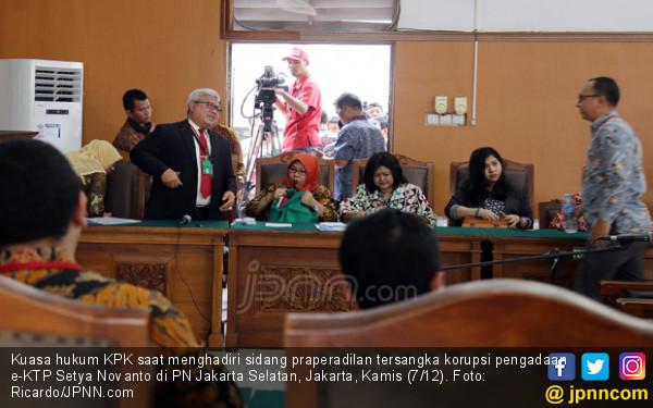 KPK Beri Saran ke Setya Novanto Supaya Tampak Terhormat - JPNN.COM