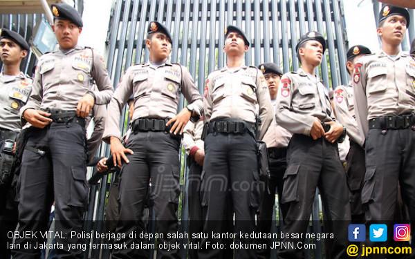 Kerahkan 1.107.310 Personel demi Amankan Pilkada Serentak - JPNN.com