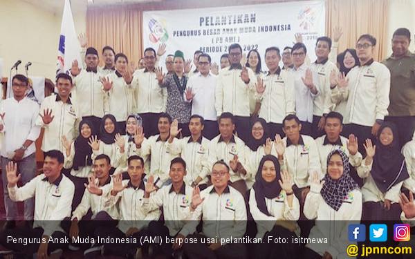 Lantik Pengurus AMI, Ini Pesan Triwibowo Buat Anak Indonesia - JPNN.COM