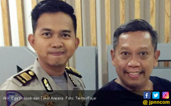 Cerita AKP Ega Prayudi soal Kronologi Tukul Arwana Dilarikan ke Rumah Sakit - JPNN.com