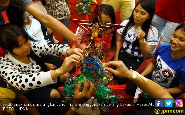 Menag Minta Masyarakat Tidak Masalahkan Memberi Ucapan Natal - JPNN.com