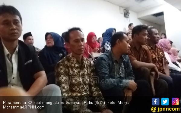 Buruh tak Dikasih THR Perusahaan Disanksi, Honorer Dicueki - JPNN.com