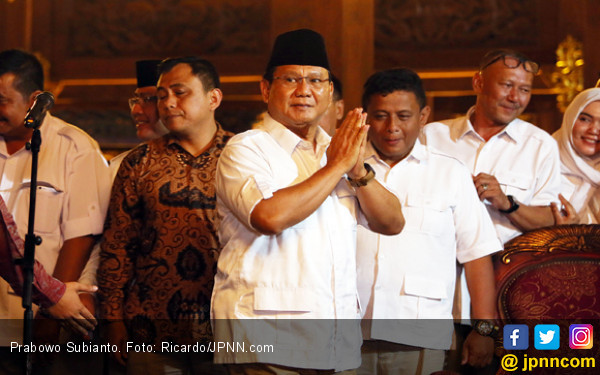 Prabowo Minta Jatah 7 Menteri saat Pertemuan dengan Luhut? - JPNN.COM