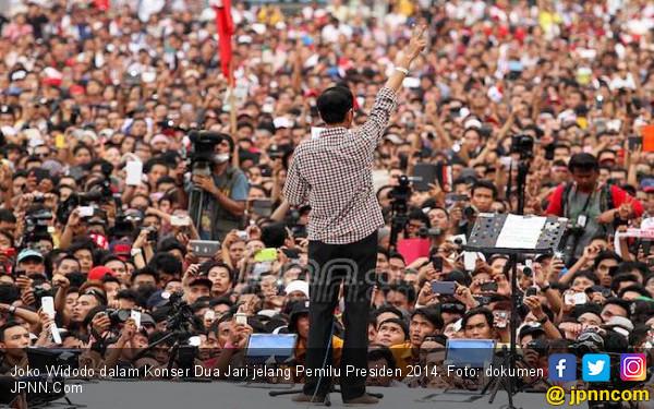Wahai Relawan Jokowi, Gunakanlah Filsafat Sapu Lidi - JPNN.COM