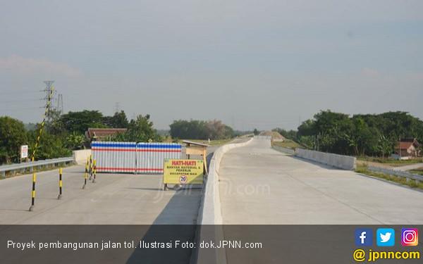 Ganti Rugi Pembebasan Lahan Tol Murah, DPRA Menyurati Jokowi - JPNN.COM