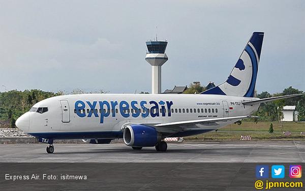 Express Air Buka Penerbangan Langsung Bengkulu-Bandung - JPNN.COM