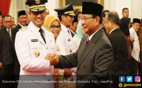 Anies Pendamping Prabowo? Fadli Zon Jawab Begini - JPNN.COM