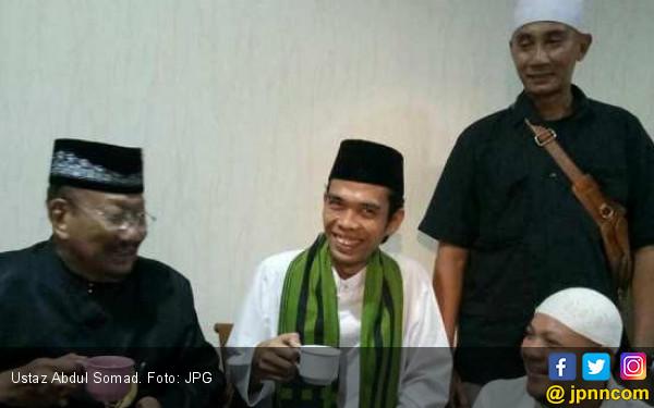 Ustaz Abdul Somad Lega dengan Langkah Pemerintah - JPNN.COM