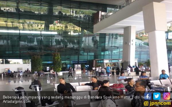Siap-siap, 1 Maret Tarif PSC Bandara Soekarno-Hatta Naik - JPNN.COM