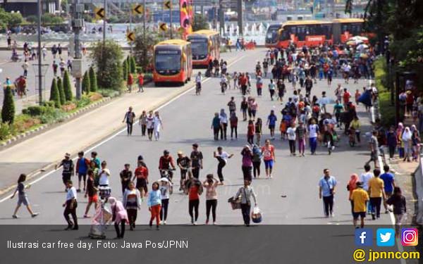 Tak Ada Car Free Day Selama Ramadan - JPNN.COM