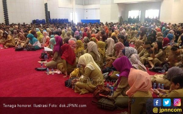 Honorer Desak RPP PPPK Diuji Publik Sebelum Diteken Presiden - JPNN.COM