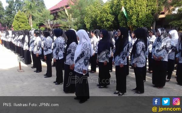 Februari, CPNS Sudah Kantongi NIP - JPNN.COM