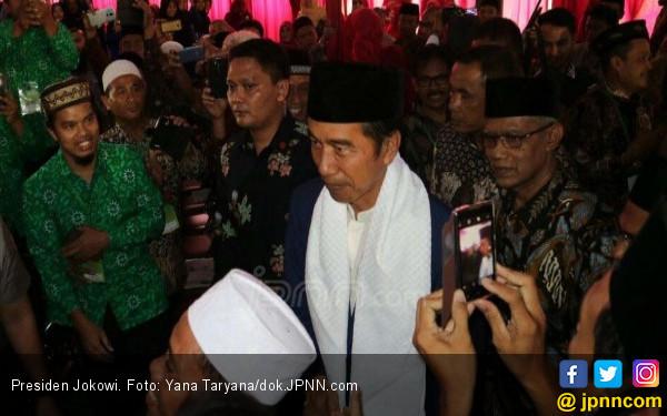 Presiden Jokowi Mengaku Diingatkan Imam Besar Istiqlal - JPNN.com