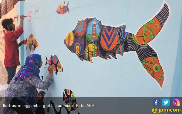 Propan Raya Dukung Total Lebaran Komunitas Grafiti - JPNN.COM