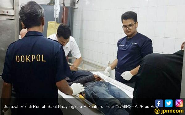 Kisah Tragis Viki yang Tewas Dihajar Massa - JPNN.COM