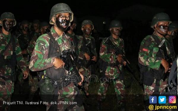 KKSB Berulah Lagi, Dikejar Prajurit TNI dan Polisi - JPNN.COM