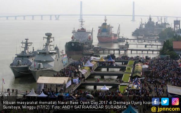 Dengan Cara Ini, TNI AL Makin Dekat dengan Masyarakat - JPNN.COM