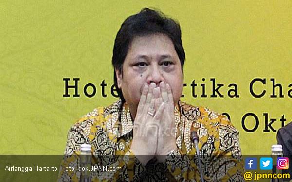 Semua DPD Setuju Airlangga, Besok Tinggal Penetapan Saja - JPNN.com