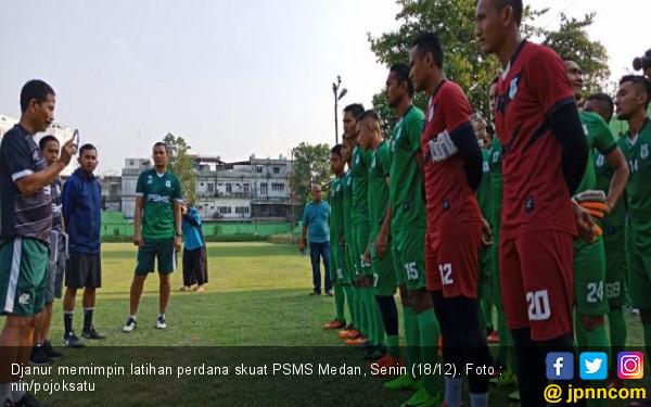 Tiba di Bandung, PSMS Ungkap Targetnya di Piala Presiden - JPNN.COM