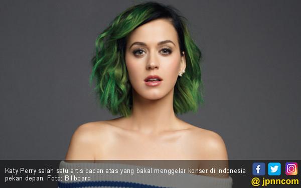 5 Artis Keren Ini Konser di Indonesia Tahun Depan - JPNN.COM
