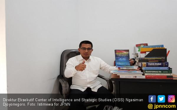 Direktur CISS: Ilmu Intelijen Sangat Penting untuk Mahasiswa - JPNN.com