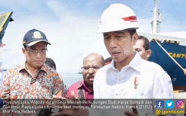 Jokowi Targetkan pada 2024, Kendaraan Tanpa Awak Terealisasi di Ibu Kota Baru - JPNN.com