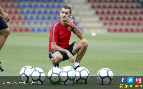 Sevilla 2-0 Barcelona: Valverde Tidak Menyesal Tak Mainkan Messi - JPNN.com
