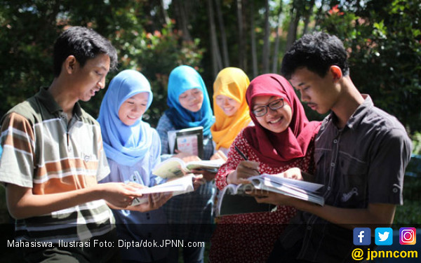 Seribu Calon Mahasiswa Baru Tak Ikut Daftar Ulang ke PTN - JPNN.COM