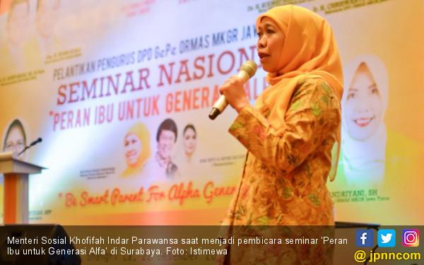 Ibu 'Zaman Now' Harus Siap Mengasuh Generasi Alfa - JPNN.COM