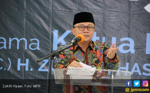 Zulhasan Ingin Revisi UU MD3 Proporsional - JPNN.com