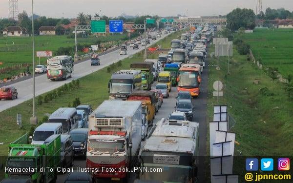 H-10 Lebaran, Lewat Tol dari Jakarta Hingga Gandulan - JPNN.COM
