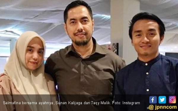 Soal Penyebab Diceraikan Taqy Malik, Salma: Ah Gue mah apa? Anak Rusak, Murtad, enggak Nurut Laki - JPNN.com