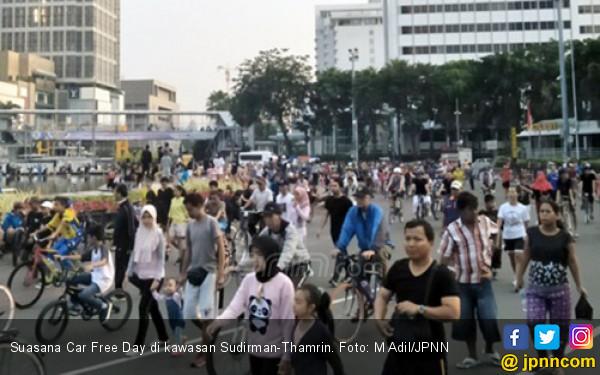 Kualitas Udara DKI Jakarta Membaik Jelang Lebaran - JPNN.com