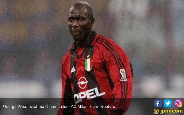 Eks Pemain Terbaik FIFA Terpilih Jadi Presiden Liberia - JPNN.COM