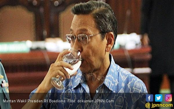 Kesaksian Boediono untuk Terdakwa Korupsi BLBI - JPNN.com