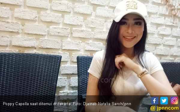 Poppy Capella Tak Mau Mendompleng Inul Daratista - JPNN.COM