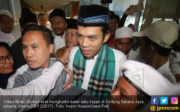 Pamor Ustaz Abdul Somad Tetap Kinclong di Riau - JPNN.COM