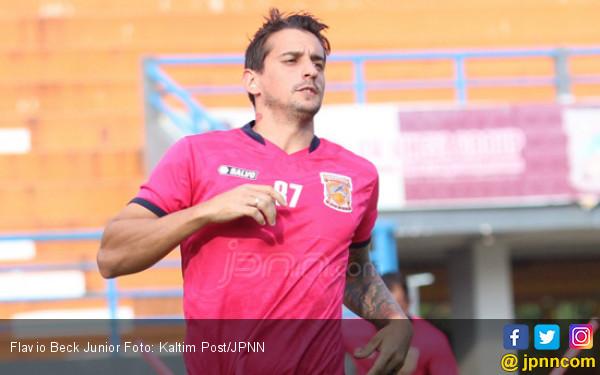 Flavio Hengkang ke Malaysia, Ini Kata Presiden Borneo FC - JPNN.com