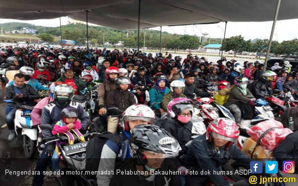ASDP Siap Layani 4,67 Juta Pemudik - JPNN.com
