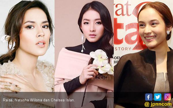 3 Artis Indonesia Masuk Daftar 100 Wanita Tercantik Dunia Jpnn Com