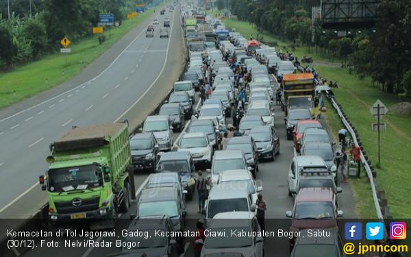 Siap-siap, Ganjil Genap di Jagorawi dan Jakarta - Tangerang - JPNN.COM