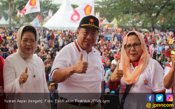 Kecewa pada Prabowo, Yusran Aspar Tinggalkan Gerindra - JPNN.COM