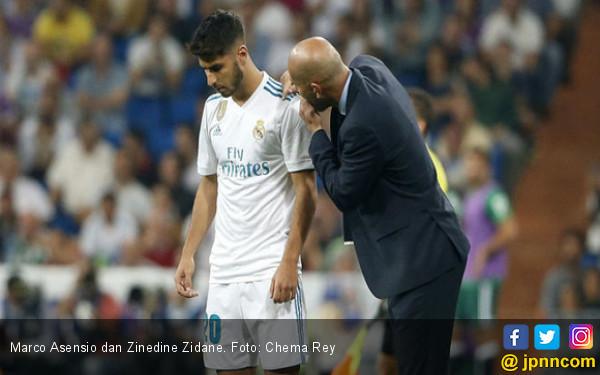 Buat Apa Eden Hazard Kalau Ada Marco Asensio? - JPNN.com