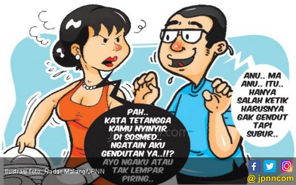 Pengin Istri Seperti Olla Ramlan, Suami Tak Kuat Menafkahi - JPNN.COM