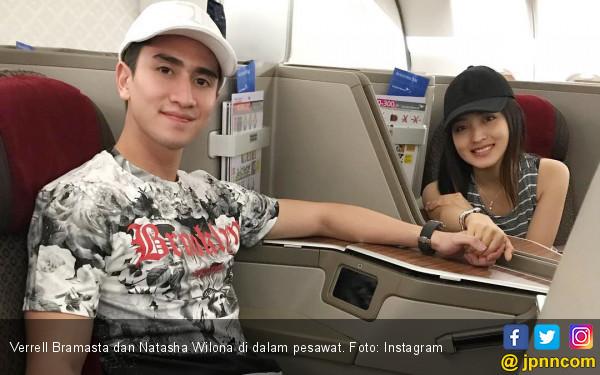 Kabar Menikah Diam-diam, Natasha Wilona Bilang Begini - JPNN.COM